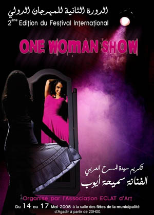 festival international du one woman show