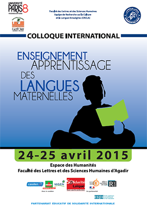 enseignement apprentissage langue