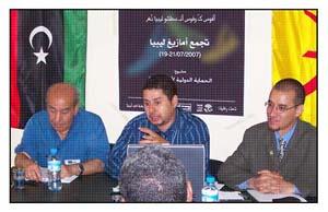 congrès des Amazighs