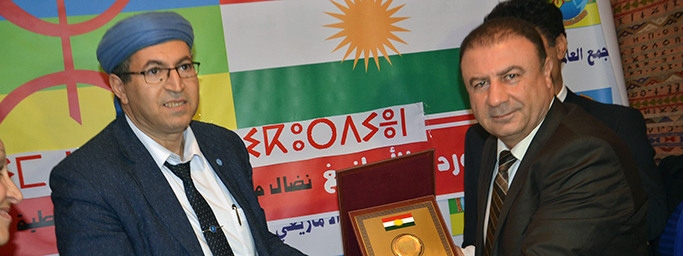 Rencontre kurde