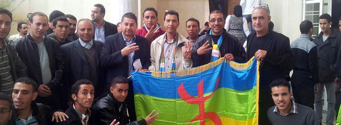 coordination nationale amazighe
