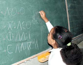 Tamazight dans le rapport du conseil supérieur de l'enseignement ...