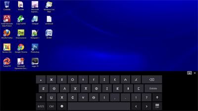 tifinagh dans windows 8