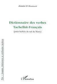 Dictionnaire des verbes tachelhit-français