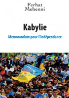 Kabylie Memorandum pour l'indépendance