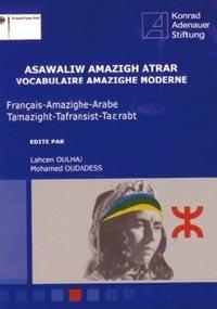 Vocabulaire amazighe moderne